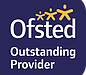This image has an empty alt attribute; its file name is ofsted-outstanding.png